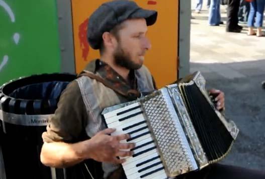 Scott Dunbar - Человек-Оркестр Из Монреаля