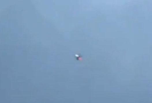 НЛО Следил За Митингующими На Болотной Площади
