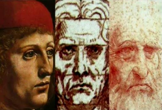 Истинное Лицо Леонардо Да Винчи