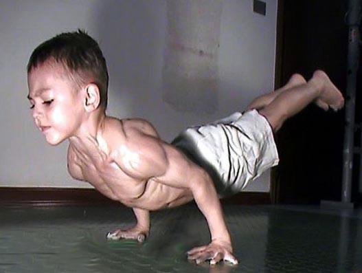 Маленький Супермен