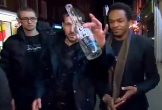 Как Засунуть Телефон В Бутылку