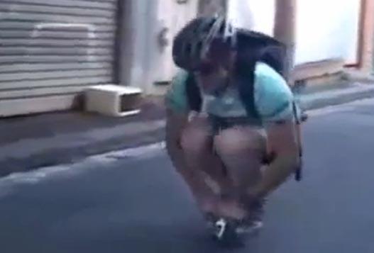 Карманный Велосипед