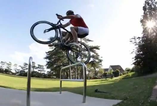 Классные Трюки На Шоссейном Велосипеде