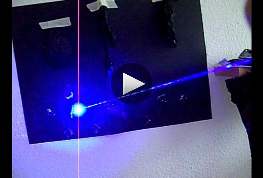 Прикольный Лазер