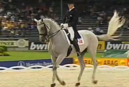 Танцующая Лошадь