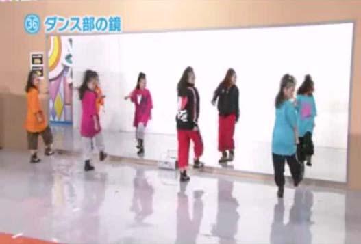 Зеркальные Танцы