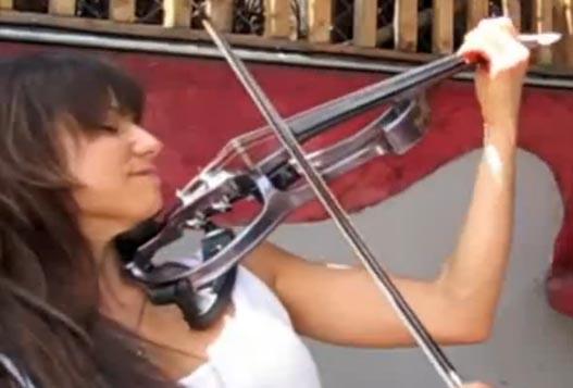 Превосходная Игра На Скрипках