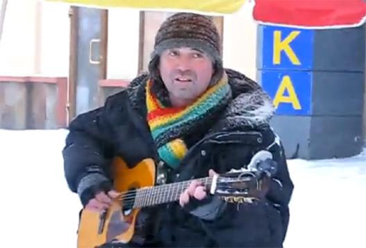 Gipsy Kings в исполнении Анатолия Семочкина