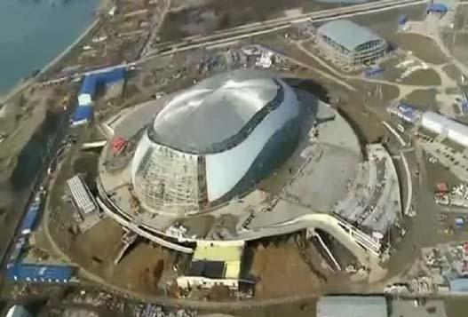 В Сочи Строятся Стадионы