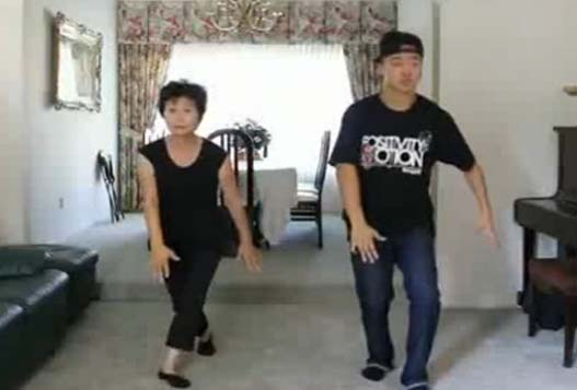 Танцульки С Мамой