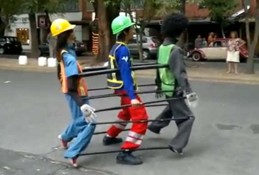 Забавные Уличные Танцы